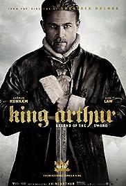 King Arthur: VisitBritain Poster