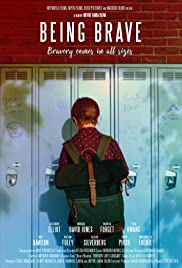 Being Brave Poster