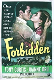 Forbidden (1953) Poster - Movie Forum, Cast, Reviews