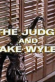 The Judge and Jake Wyler (1972) Poster - Movie Forum, Cast, Reviews