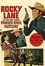 Powder River Rustlers (1949) Poster