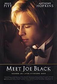 Brad Pitt and Claire Forlani in Meet Joe Black (1998)