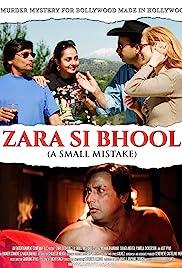Zara Si Bhool A Small Mistake 2015 Hindi Movie AMZN WebRip 300mb 480p 1GB 720p 3GB 8GB 1080p