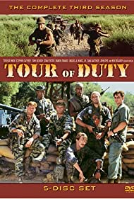 Stephen Caffrey in Tour of Duty (1987)