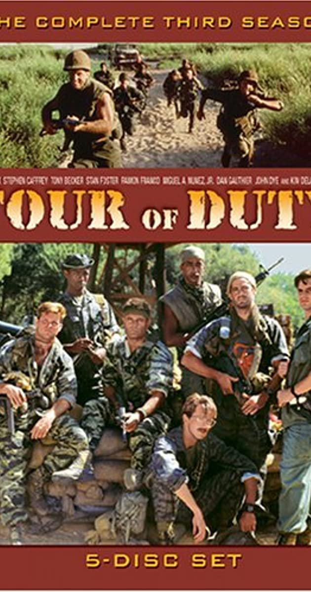 Tour of duty tv series 19871990 imdb expocarfo Image collections