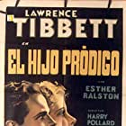 Esther Ralston and Lawrence Tibbett in The Prodigal (1931)