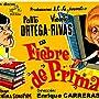 Palito Ortega and Violeta Rivas in Fiebre de primavera (1965)