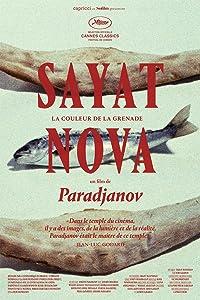 Watch it movie dvd Sayat Nova Sergei Parajanov [1280x720p]