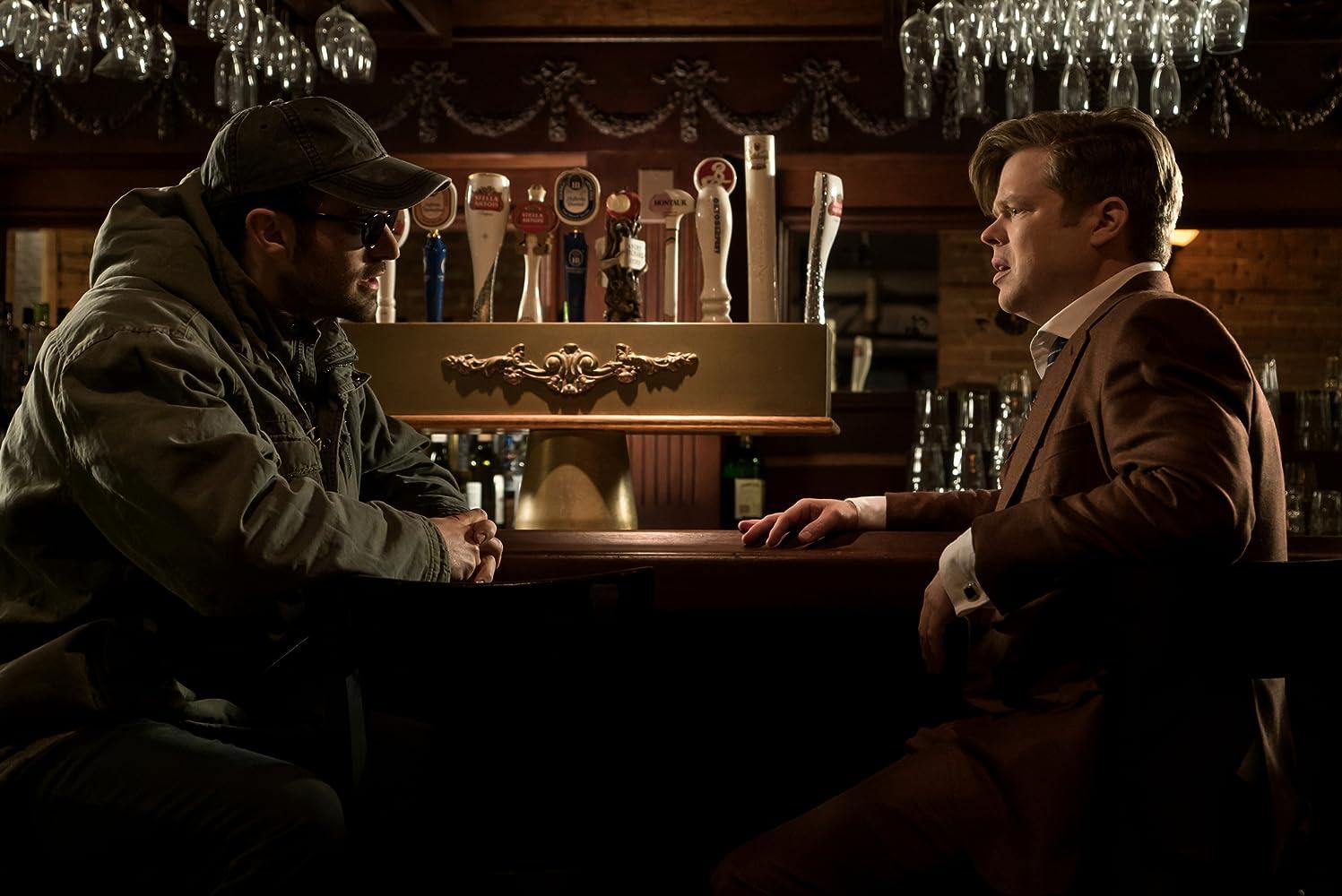 Elden Henson and Charlie Cox in Daredevil (2015)