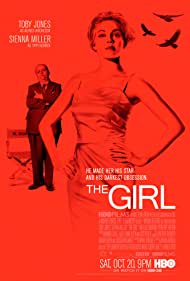 Toby Jones and Sienna Miller in The Girl (2012)
