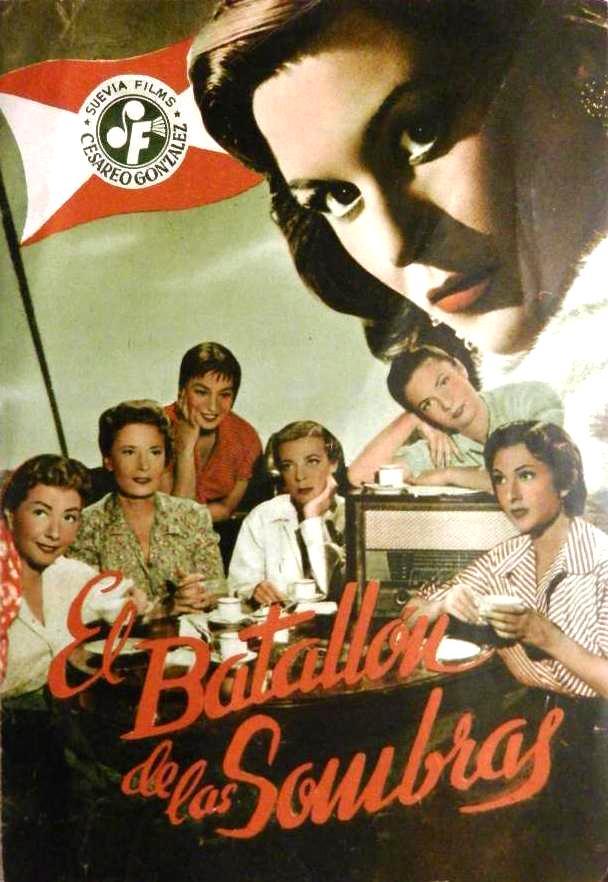 El batallón de las sombras (1957)