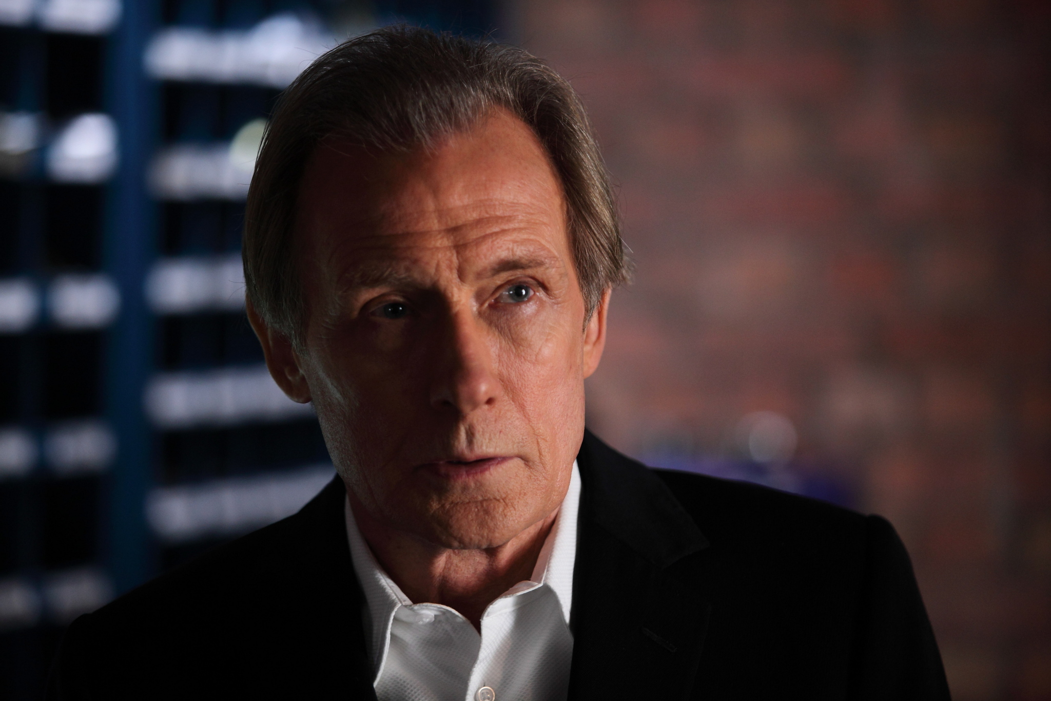 Bill Nighy in Page Eight (2011)