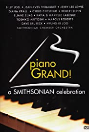 Piano Grand! A Smithsonian Celebration Poster