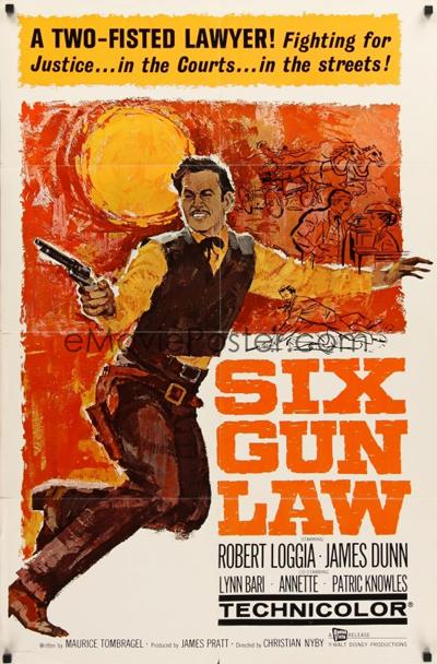 Elfego Baca: Six Gun Law (1963)