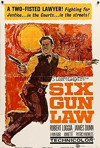 Primary photo for Elfego Baca: Six Gun Law