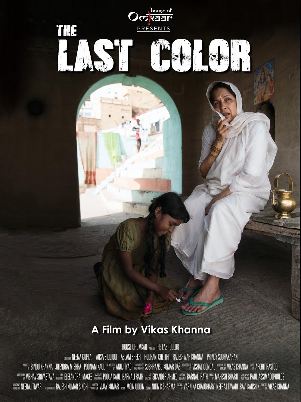 The Last Color (2019) - IMDb