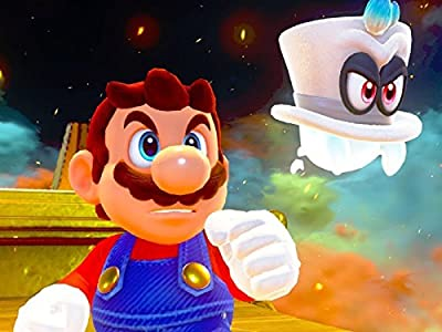 Movie Downloadable Websites Clip Super Mario Odyssey
