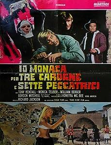 Io monaca... per tre carogne e sette peccatrici Italy