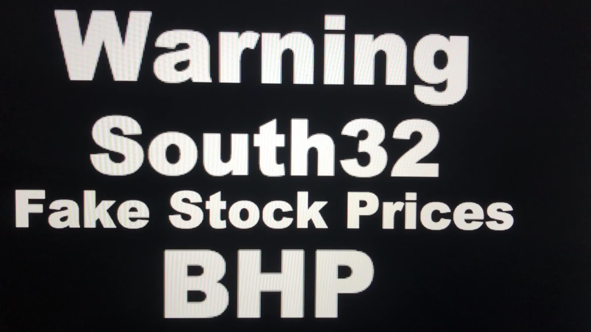 bhp directors liable scam south32.com stock bhp billiton directors