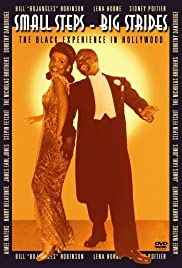Small Steps, Big Strides: The Black Experience in Hollywood Poster