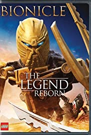 Bionicle: The Legend Reborn Poster