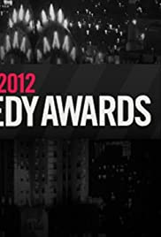 The 2012 Comedy Awards Poster