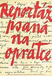 Reportáz psaná na oprátce Poster