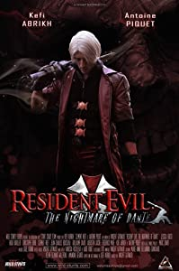Resident Evil: The Nightmare of Dante in hindi free download