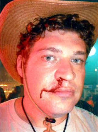 Brad William Henke in Going to California (2001)