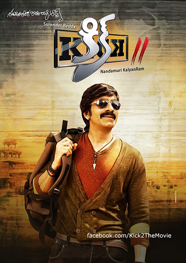 Kick 2 2015 Dual Audio Hindi 480p UNCUT HDRip 500MB ESubs