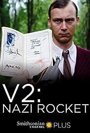 Hitler's Space Rocket Poster