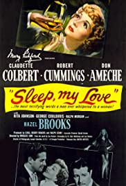 Sleep, My Love(1948) Poster - Movie Forum, Cast, Reviews