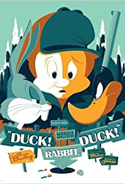 Duck! Rabbit, Duck! Poster
