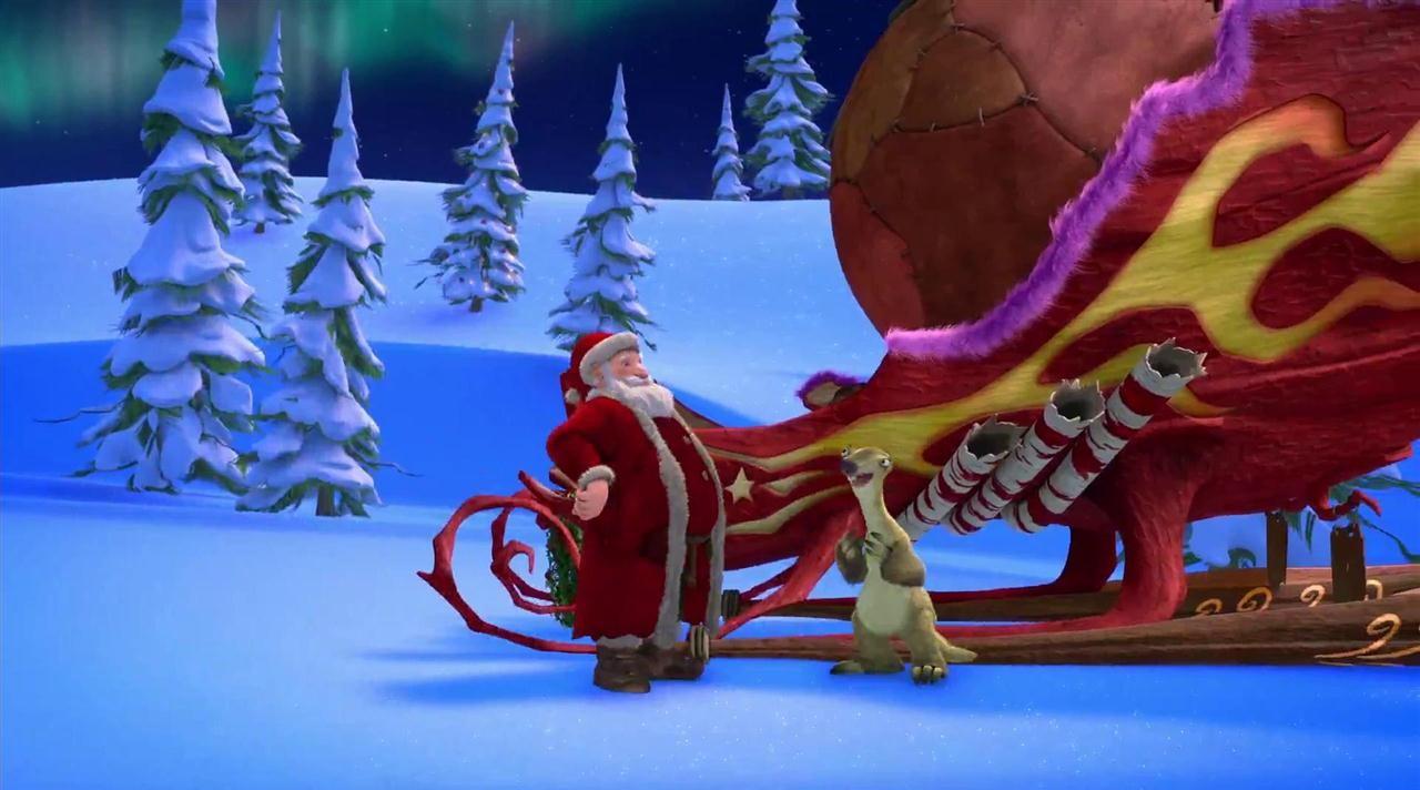 Ice Age A Mammoth Christmas.Ice Age A Mammoth Christmas 2011