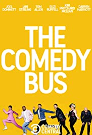 The Comedy Bus Poster
