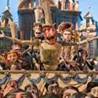 Toni Collette, Jared Harris, and Elle Fanning in The Boxtrolls (2014)