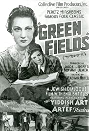 Green Fields Poster