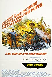 The Train (1964) Poster - Movie Forum, Cast, Reviews