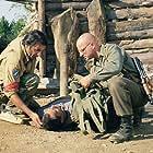 Rene Bitorajac and Branko Djuric in No Man's Land (2001)