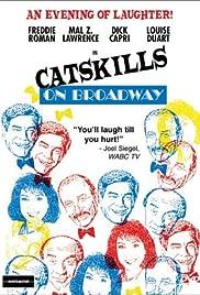 Catskills on Broadway Poster