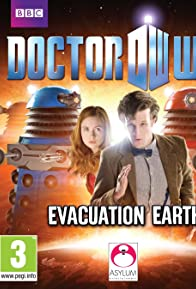 Primary photo for Doctor Who: Evacuation Earth