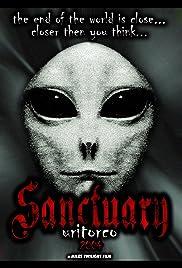 El santuario Poster