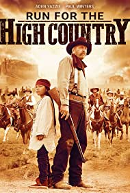 Paul Winters and Aden Yazzie in Run for the High Country (2018)