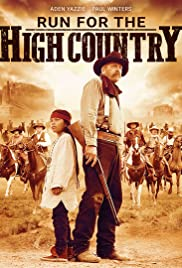 Run for the High Country Poster