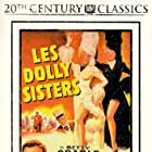 Betty Grable, Reginald Gardiner, June Haver, and John Payne in The Dolly Sisters (1945)