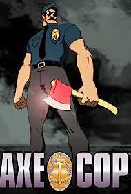 Nick Offerman in Axe Cop (2012)