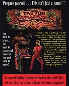 Tattoo Assassins movie download in mp4