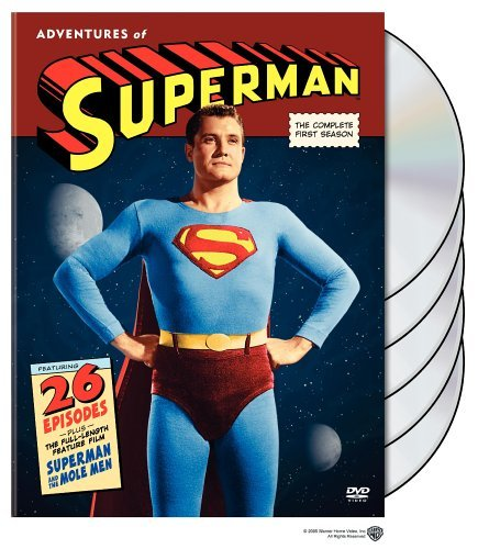 George Reeves in Superman and the Mole-Men (1951)