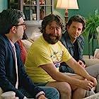 Sasha Barrese, Bradley Cooper, Zach Galifianakis, and Ed Helms in The Hangover Part III (2013)