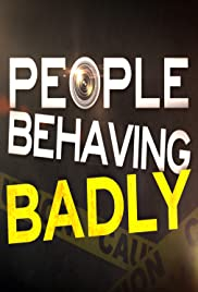 People Behaving Badly Poster